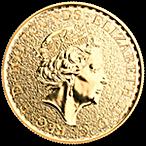 United Kingdom Gold Britannia 2017 - 1 oz thumbnail