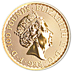 United Kingdom Gold Britannia 2018 - 1 oz thumbnail
