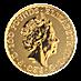 United Kingdom Gold Oriental Border Britannia 2020 - 1 oz thumbnail