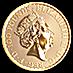 United Kingdom Gold Britannia 2018 - 1 oz thumbnail