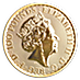 United Kingdom Gold Britannia 2019 - 1 oz thumbnail