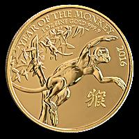 United Kingdom Gold Lunar Series