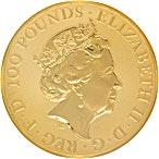 United Kingdom Gold Royal Arms 2019 - 1 oz thumbnail