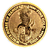 United Kingdom Gold Queen's Beast 2020 - The White Horse of Hanover - 1/4 oz thumbnail