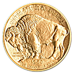 American Gold Buffalo 2018 - 1 oz thumbnail