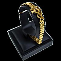 Gold Bracelet - 22 K - 32.30 g