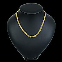 Gold Necklace - 22 K - 24.15 g