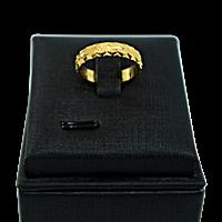 Gold Ring - 22 K - 4.37 g