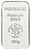 Heraeus Platinum Bar