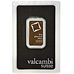 Valcambi Platinum Bar  - 20 g thumbnail