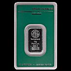 Argor-Heraeus Platinum Bar - 10 g thumbnail
