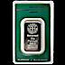 Argor-Heraeus Platinum Bar - 20 g thumbnail