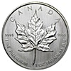Canadian Palladium Maple Leaf - Various Years - 1 oz