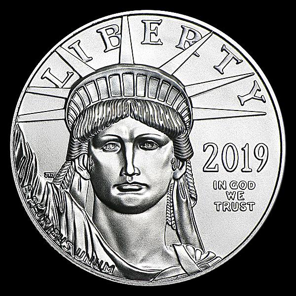 American Platinum Eagle 2019 - 1 oz