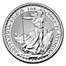 United Kingdom Platinum Britannia 2018 - 1 oz