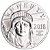 American Platinum Eagle 2018 - 1 oz  thumbnail