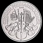 Austrian Platinum Philharmonic 2018 - 1 oz thumbnail