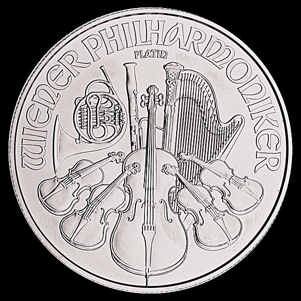 Austrian Platinum Philharmonic 2018 - 1 oz