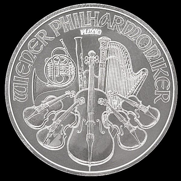 Austrian Platinum Philharmonic 2019 - 1 oz