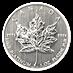 Canadian Platinum Maple Leaf 2013 - 1 oz  thumbnail