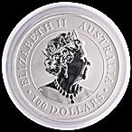 Australian Platinum Kangaroo 2020 - 1 oz  thumbnail