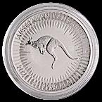 Australian Platinum Kangaroo 2021 - 1 oz  thumbnail