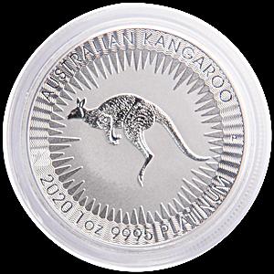 Australian Platinum Kangaroo 2020 - 1 oz