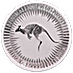 Australian Platinum Kangaroo 2019 - 1 oz  thumbnail