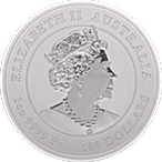 Australian Platinum Lunar Series 2020 - Year of the Mouse - 1 oz thumbnail