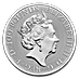 United Kingdom Platinum Britannia 2019 - 1 oz  thumbnail
