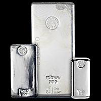 Perth Mint Silver Bars