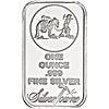 Silvertowne Silver Bar - 1 oz