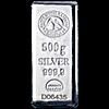 Nadir Refinery Silver Bar - 500 g