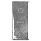 Royal Canadian Mint Silver Bar - 100 oz thumbnail