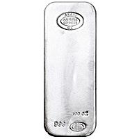 Asahi Silver Bar - 100 oz