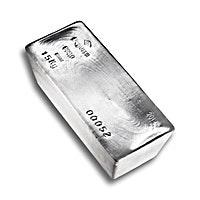 Degussa Silver Bar - 15 kg