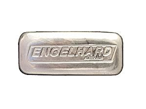Engelhard Silver Bar - 1 kg