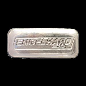 Engelhard Silver Bar 1 Kg Bullionstar Singapore
