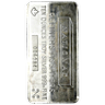 Silver Bullion Bar 10 oz - National Refiners Assayers Mint