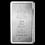 Academy Silver Bar - 10 oz thumbnail