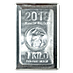 Heraeus Silver Lunar Stacker Bar 2018 - Year of the Dog - 1 kg thumbnail