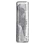Nadir Refinery Silver Bar - 100 oz thumbnail