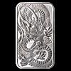 Perth Mint Silver Dragon Bar 2021 - 1 oz