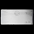 Solar Silver Bar - 1 kg thumbnail