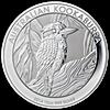 Australian Silver Kookaburra 2014 - 10 oz