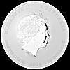 Australian Silver Lunar Series 2014 - 10 oz