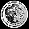Australian Lunar Series - Dragon 2012
