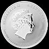 Australian Silver Lunar Series 2013 - 1 oz