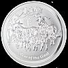 Australian Silver Lunar Series 2015 - 5 oz