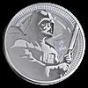 Niue Silver Darth Vader 2020 - 1 oz